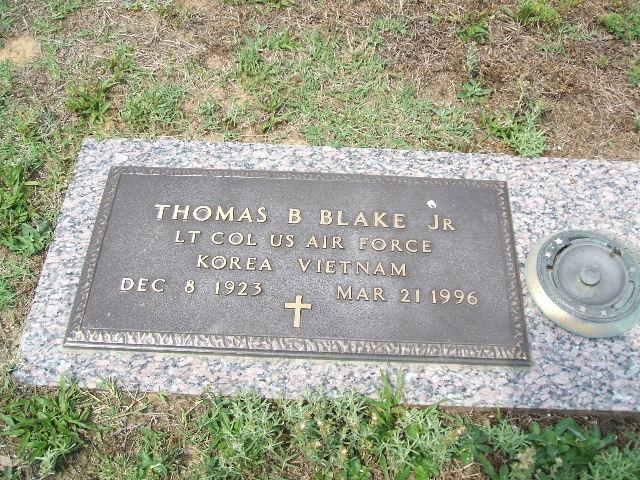 Thomas B Blake, Jr