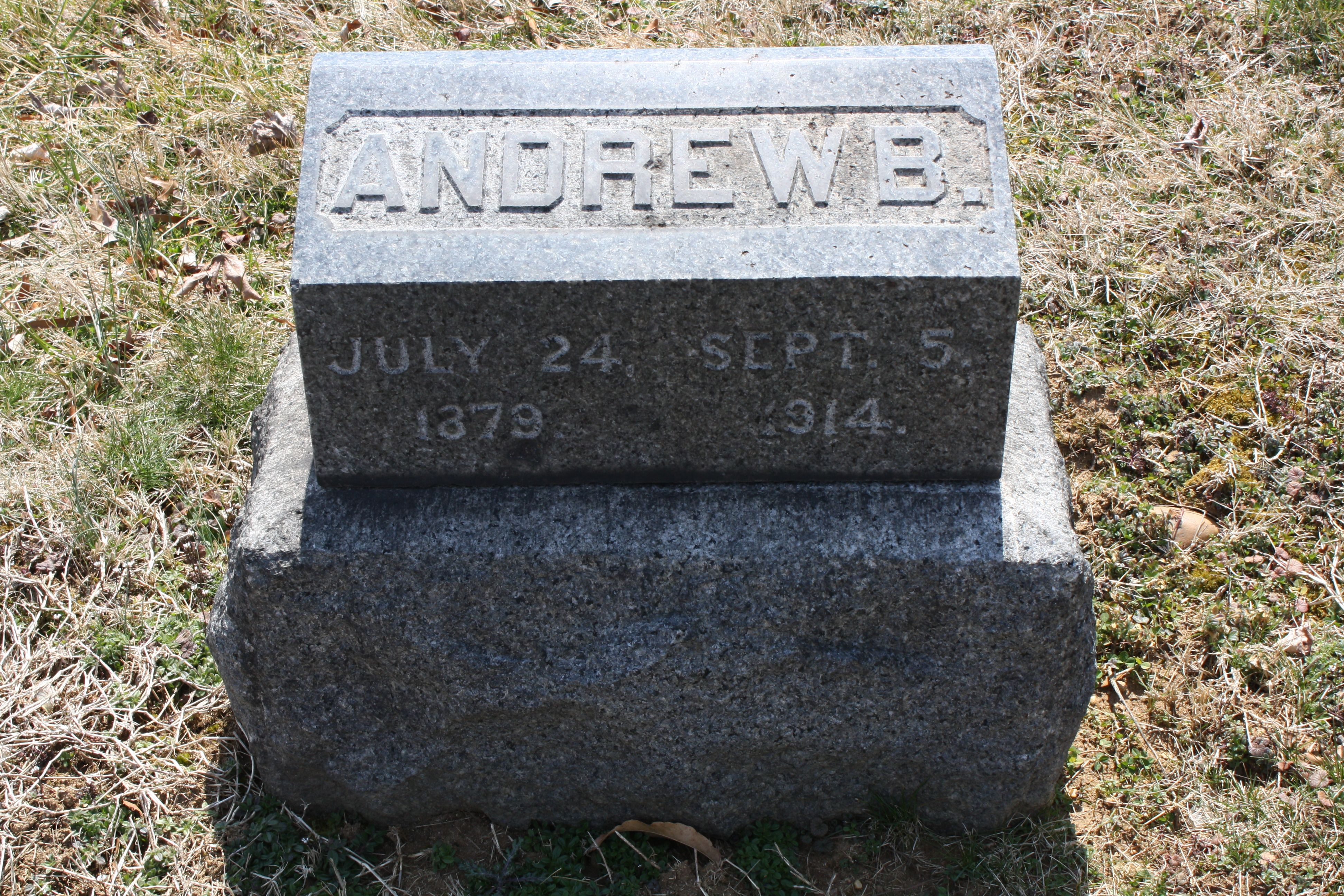 Andrew Brown Moody