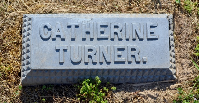 Catherine <i>Turney</i> Turner