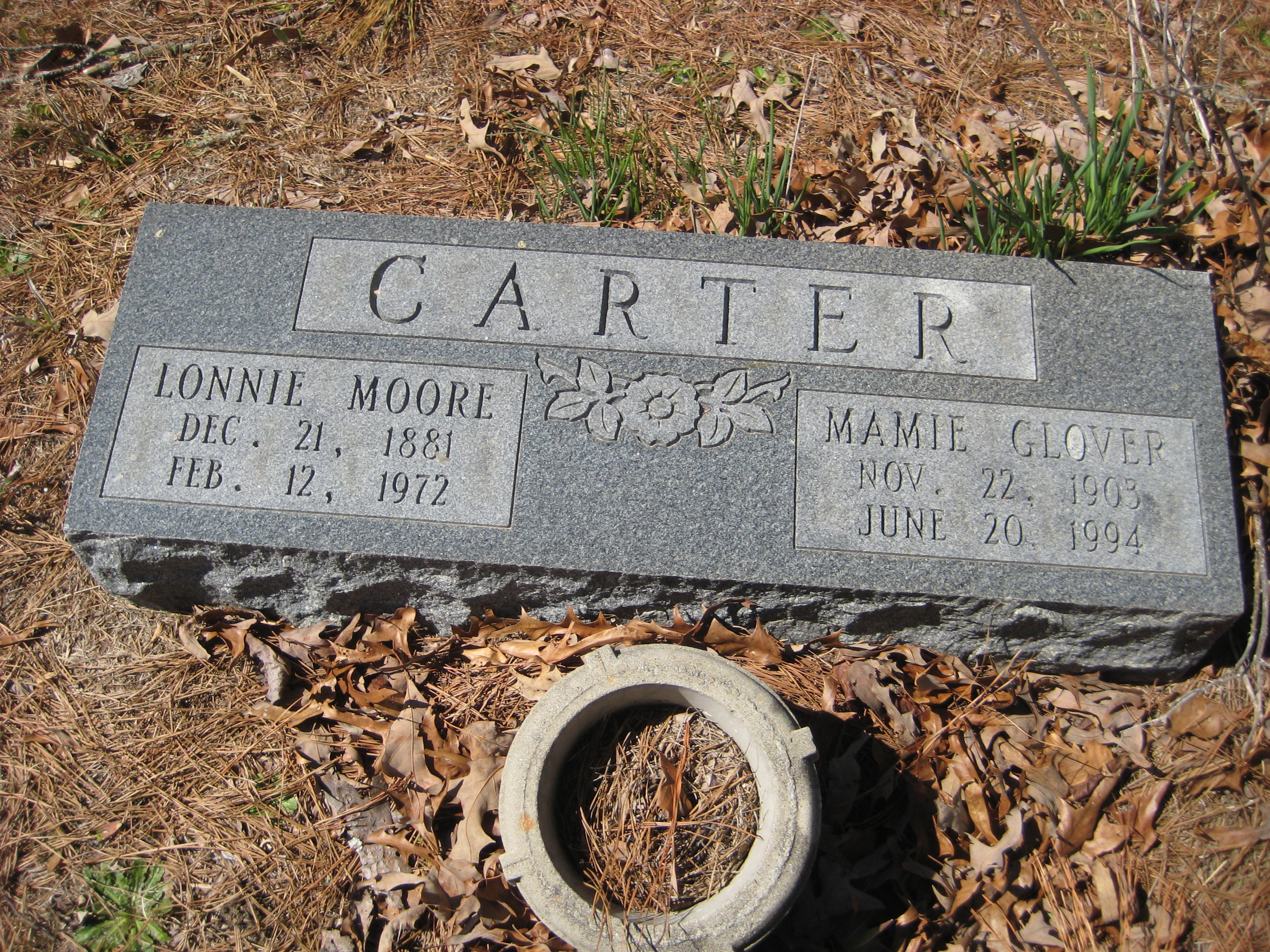 Lonnie Moore Carter