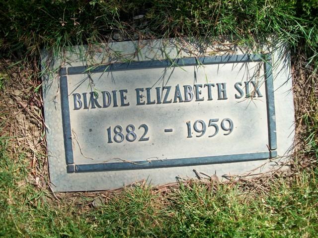 Birdie Elizabeth <i>Latrace</i> Six