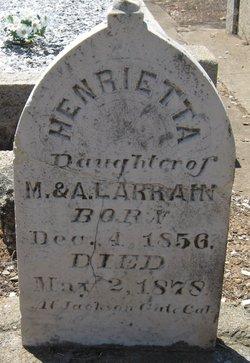 Henrietta Larrain