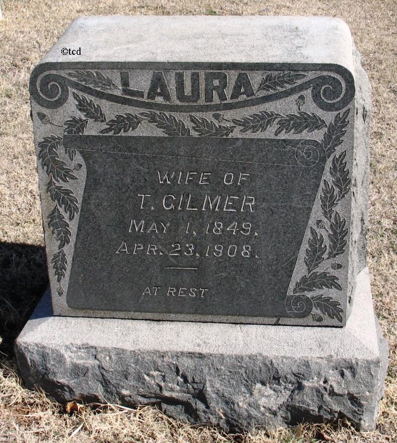 Laura <i>Rea</i> Gilmer