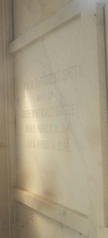 Eleanor DeForest <i>Smith</i> Boteler