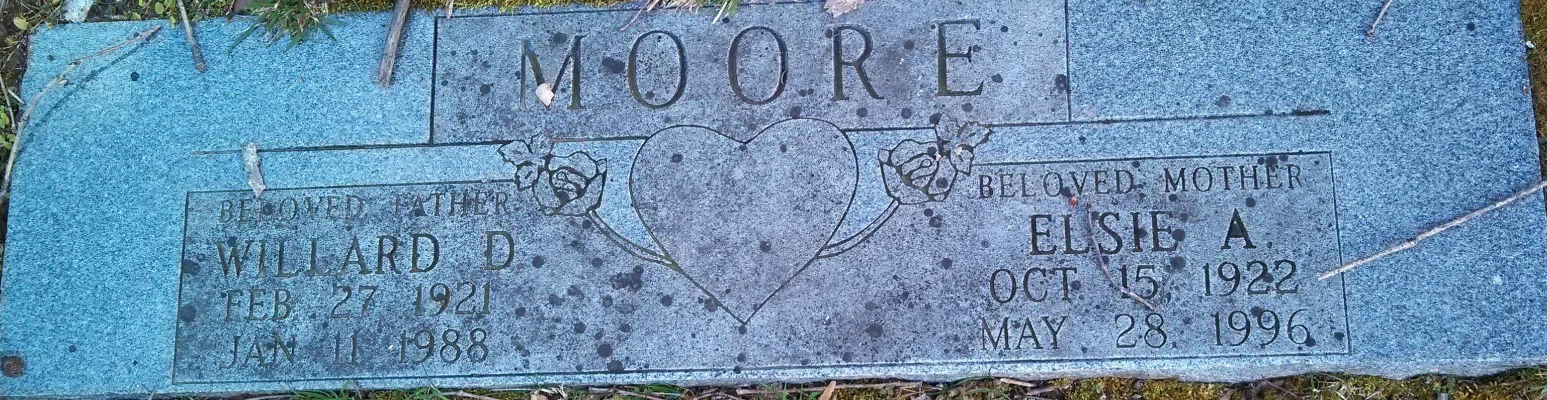 Elsie A. Moore