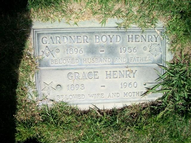 Grace <i>McPherson</i> Henry