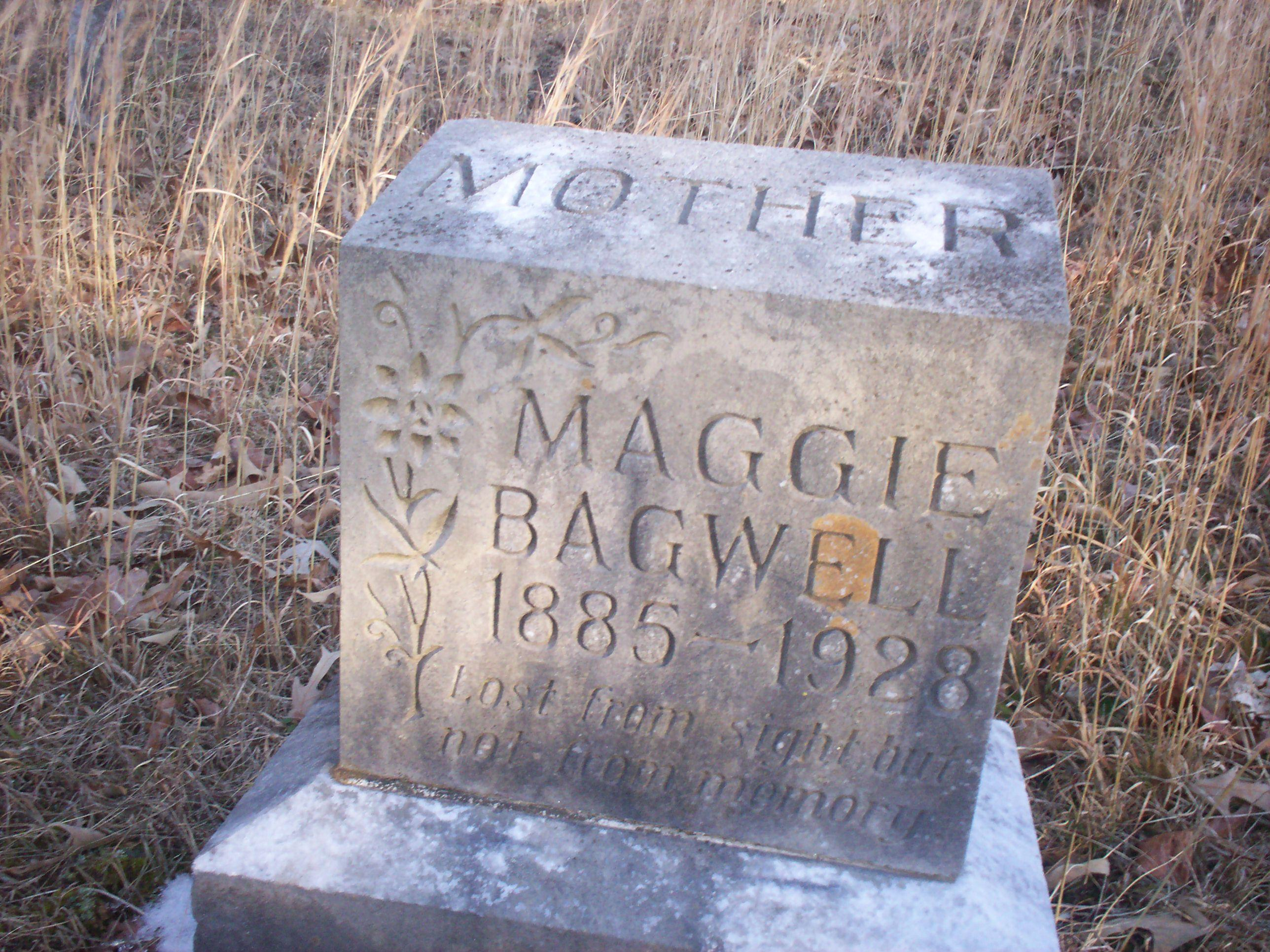 Maggie <i>Shelby</i> Bagwell