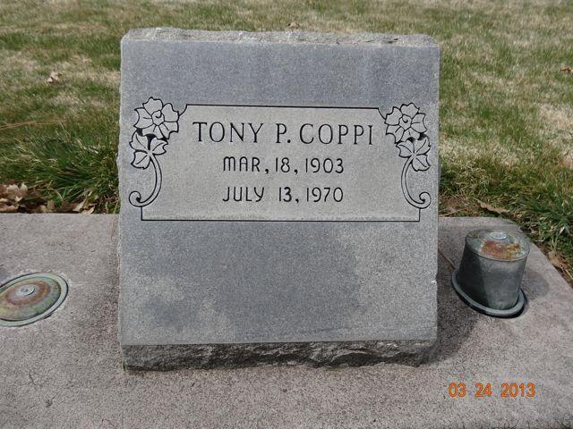 Tony P. Coppi