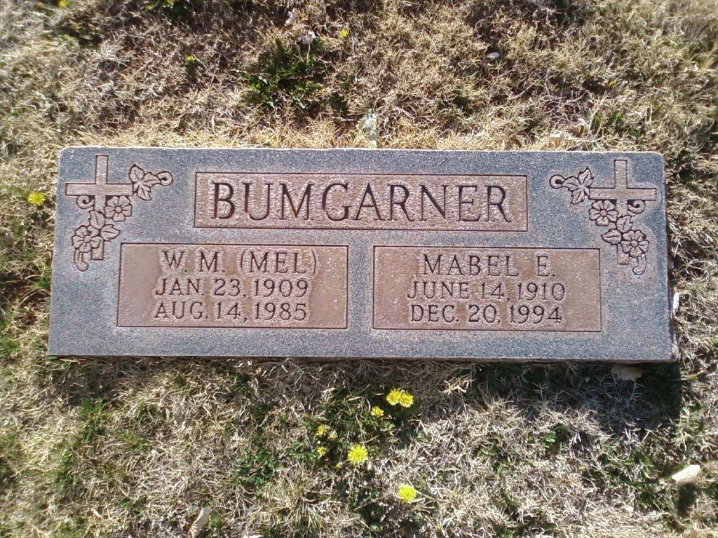 Mabel E. <i>Lunceford</i> Bumgarner