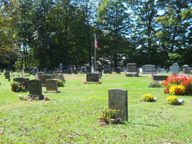 North Sunderland Cemetery