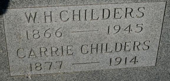 William Henry Childers