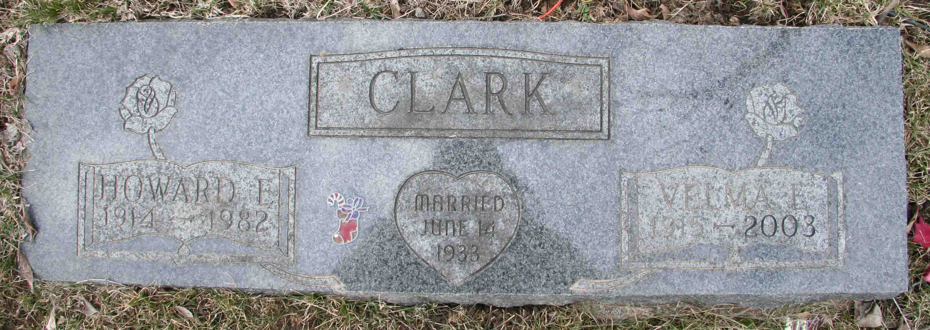 Howard Esley Clark