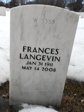 Frances Langevin