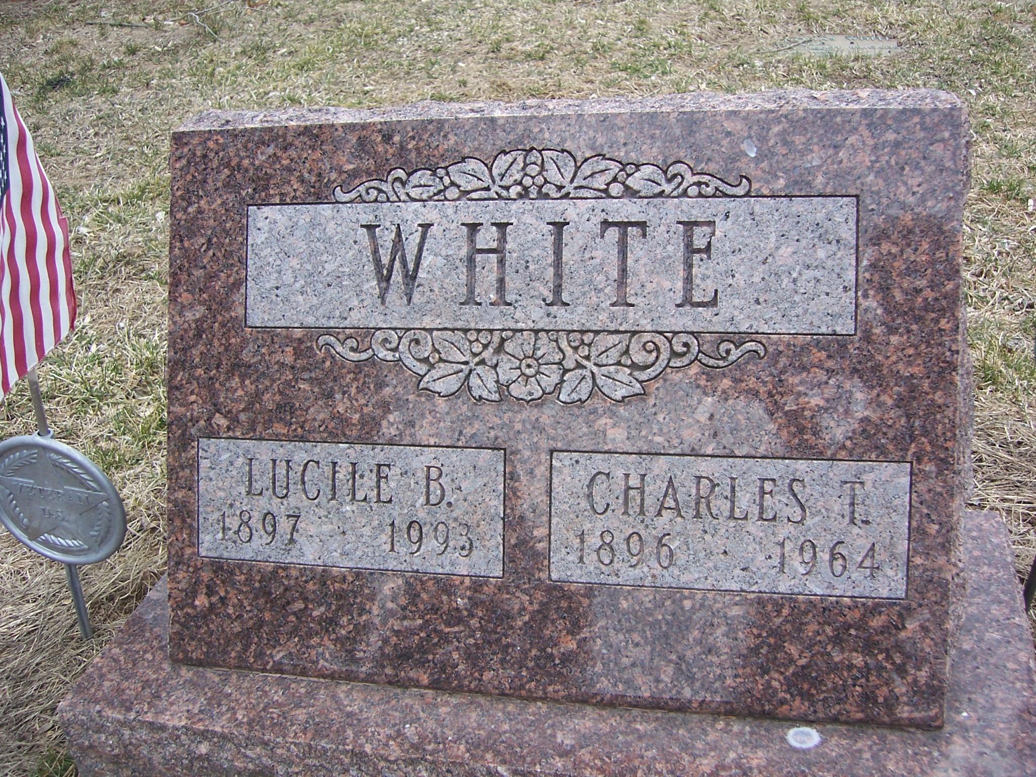 Charles Thomas White
