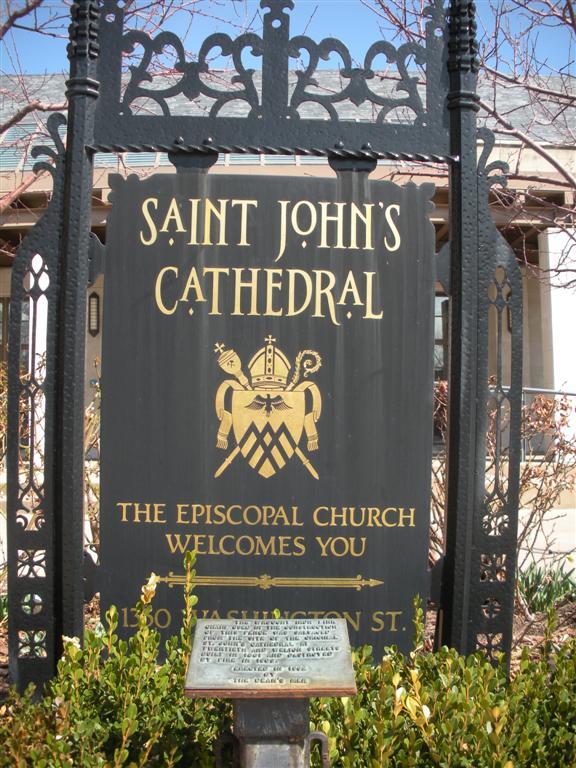 All Souls Walk at Saint Johns Cathedral