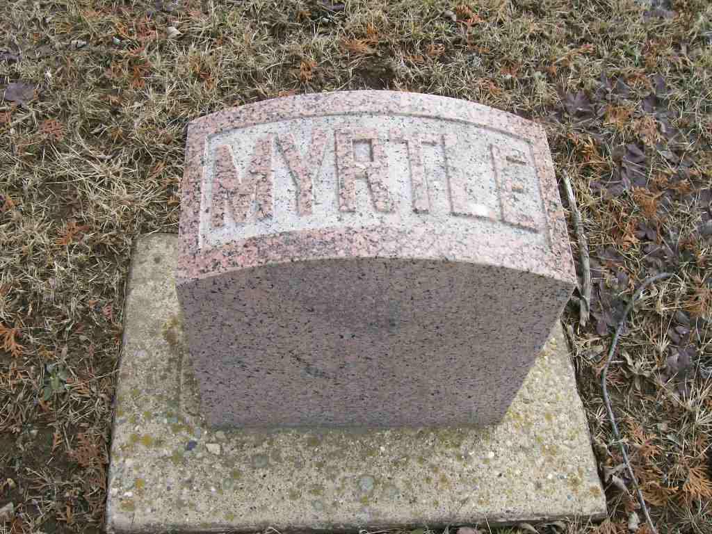 Myrtle M Orr