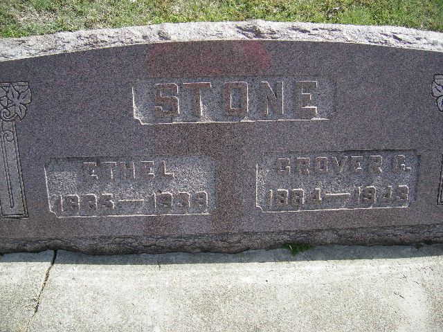 Ethel Laura <i>Hinckle</i> Stone
