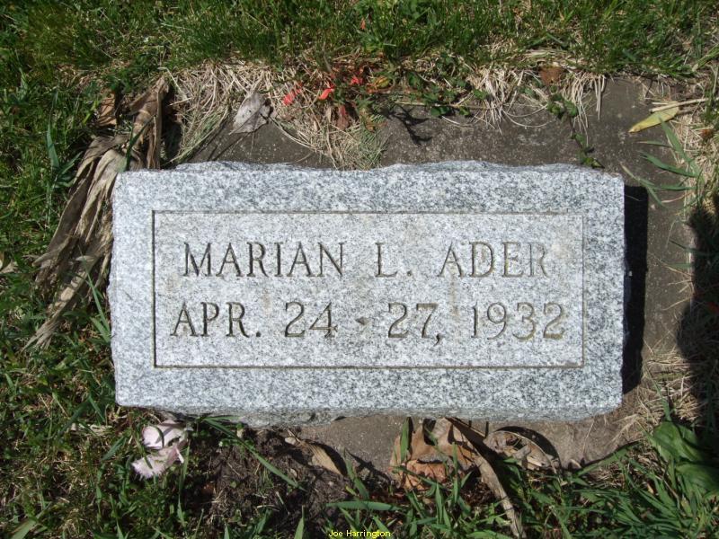 Marian L Ader