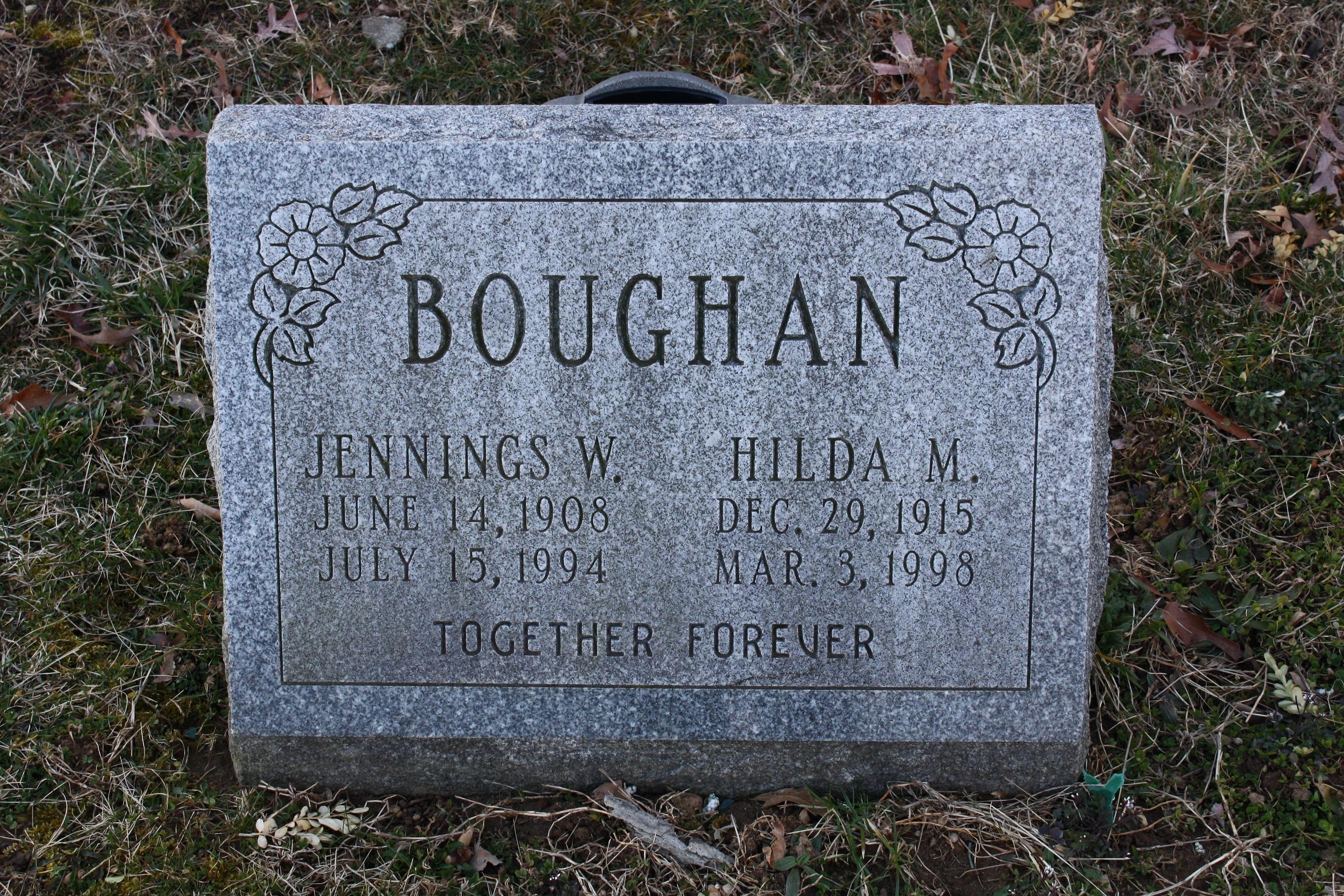 Hilda Myrtle <i>Atkinson</i> Boughan