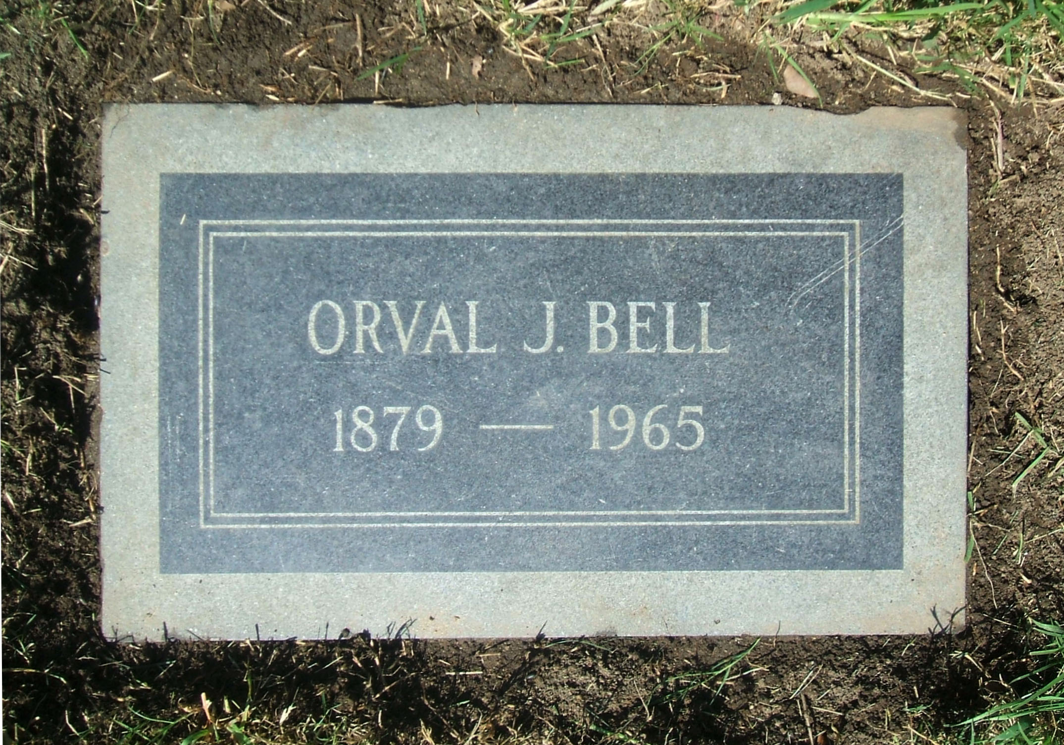 Orval James Bell