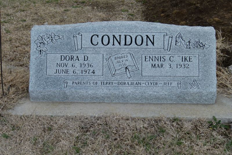 Ennis Clyde Ike Condon