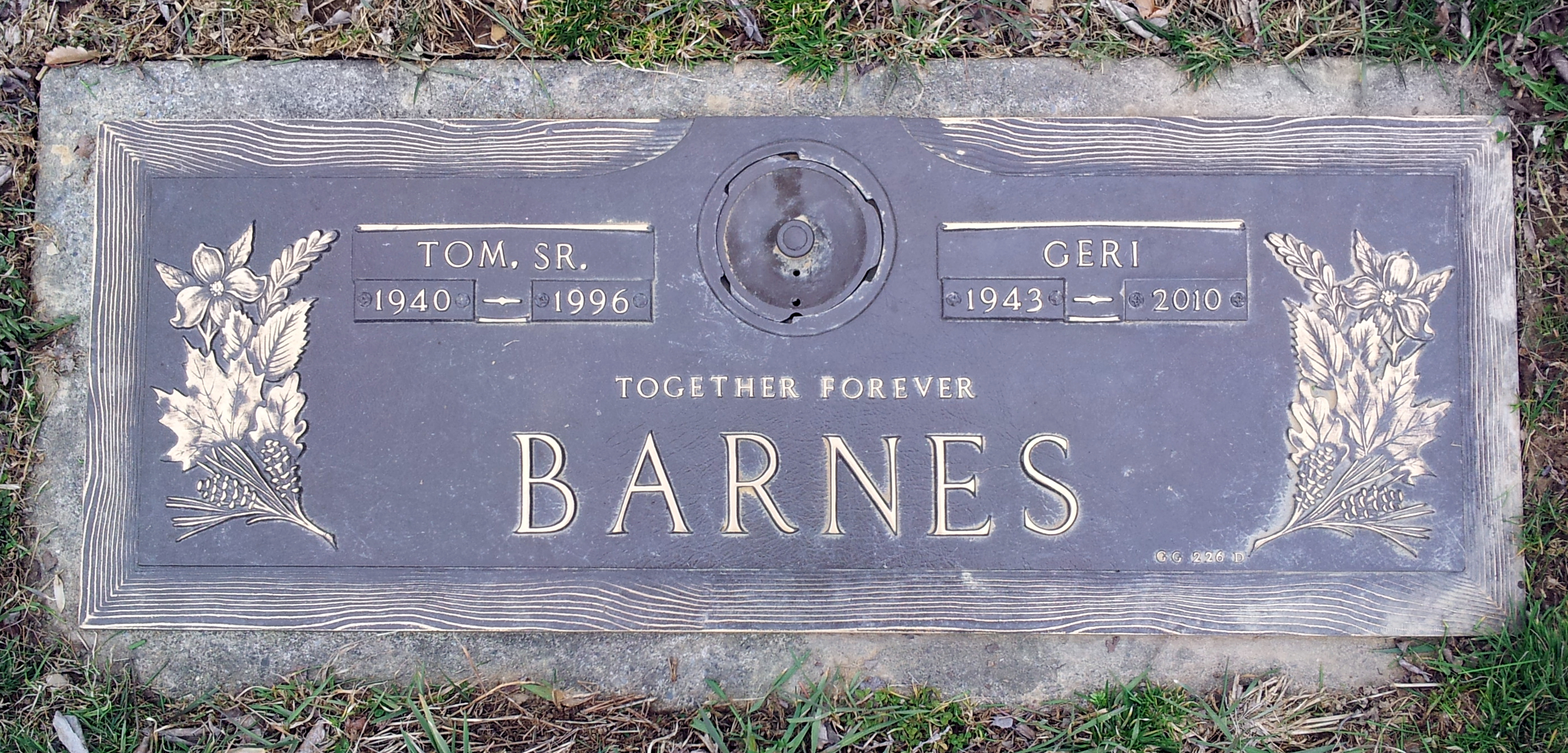 Thomas L Barnes, Sr
