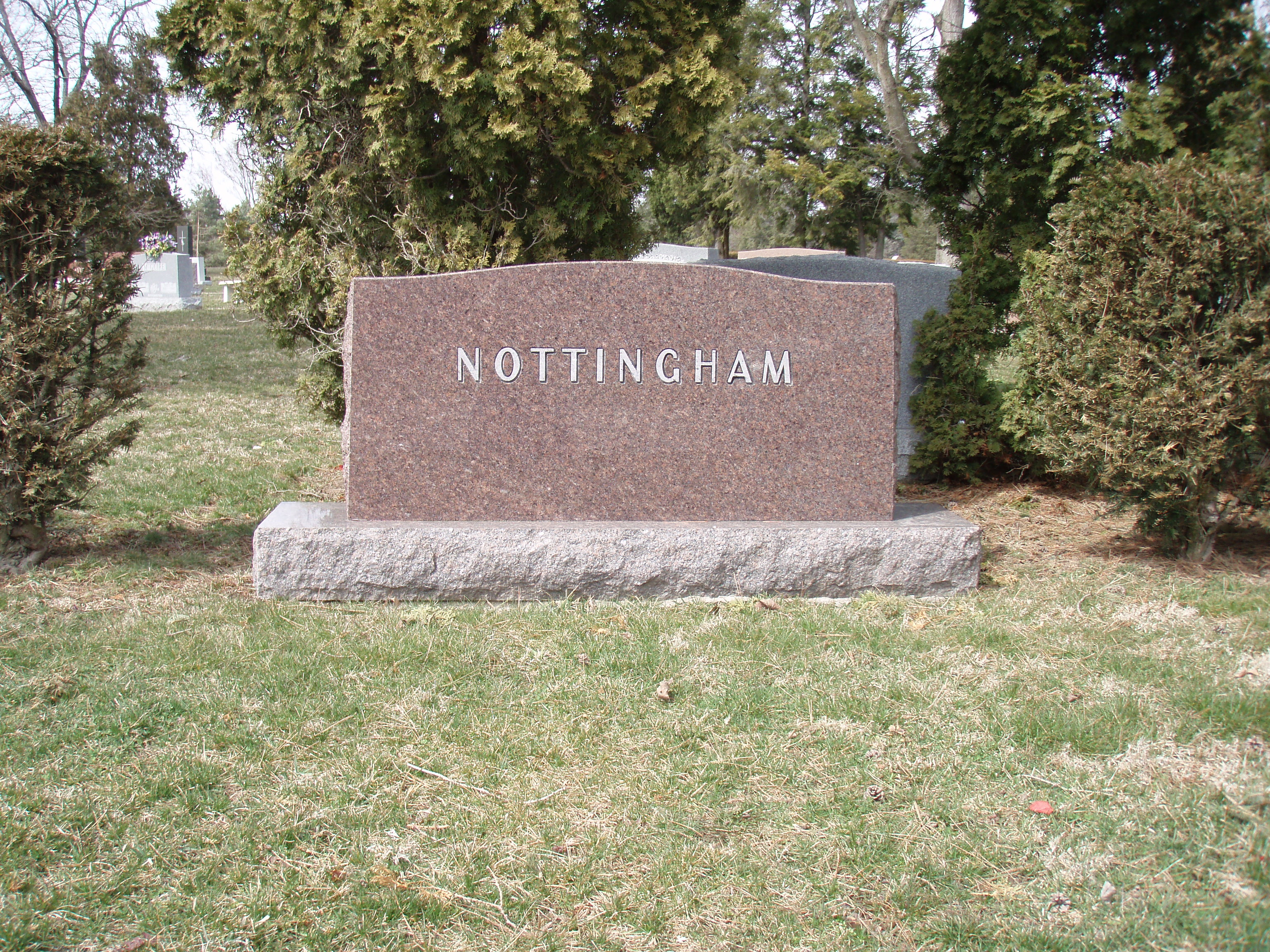 Autumn Nottingham