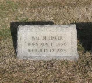 William Billinger