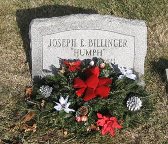Joseph E. Humph Billinger