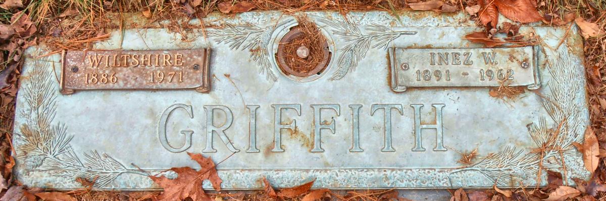 Inez <i>Waldrop</i> Griffith