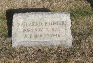 Katherine <i>Dauth</i> Billinger