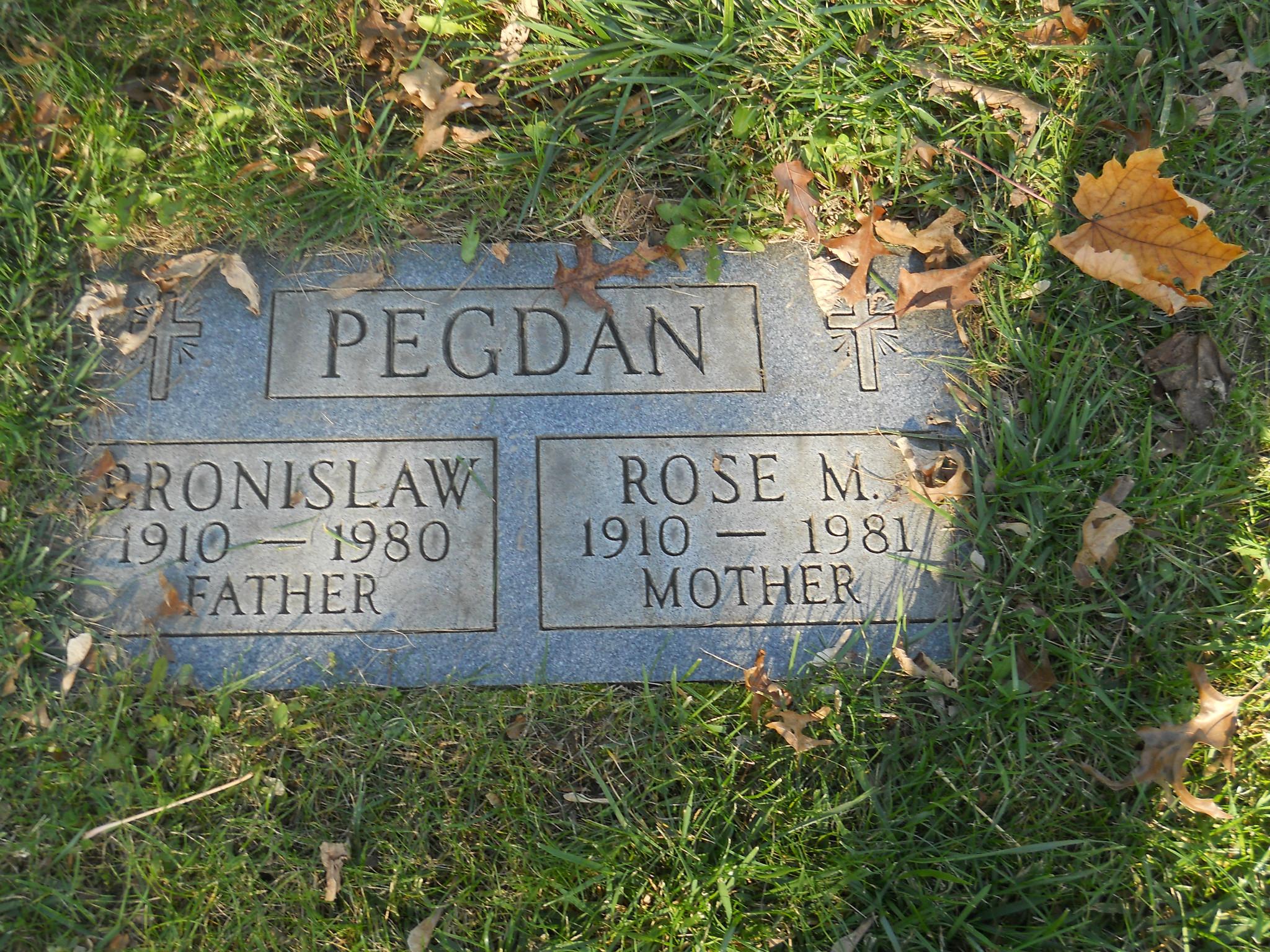 Rose M Pegdan