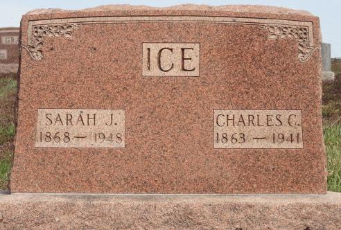 Charles Carroll Ice