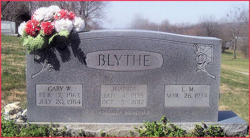 Gary Wayne Blythe