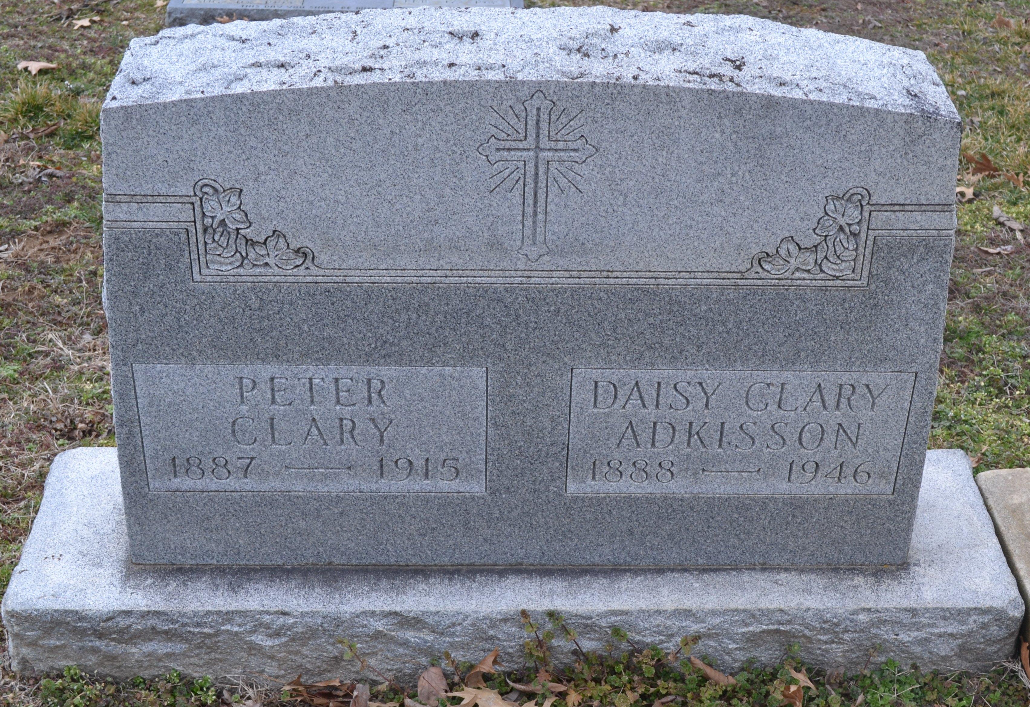 Daisy Harriett <i>Lawson</i> Adkisson
