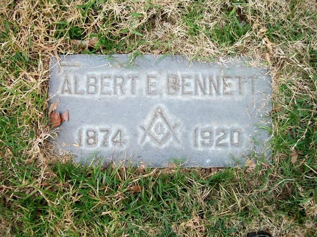 Albert Edward Bennett