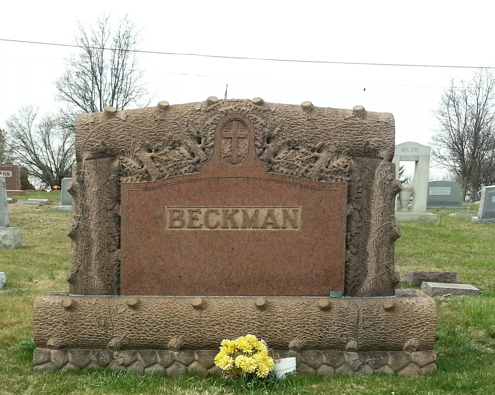Eva A. Beckman