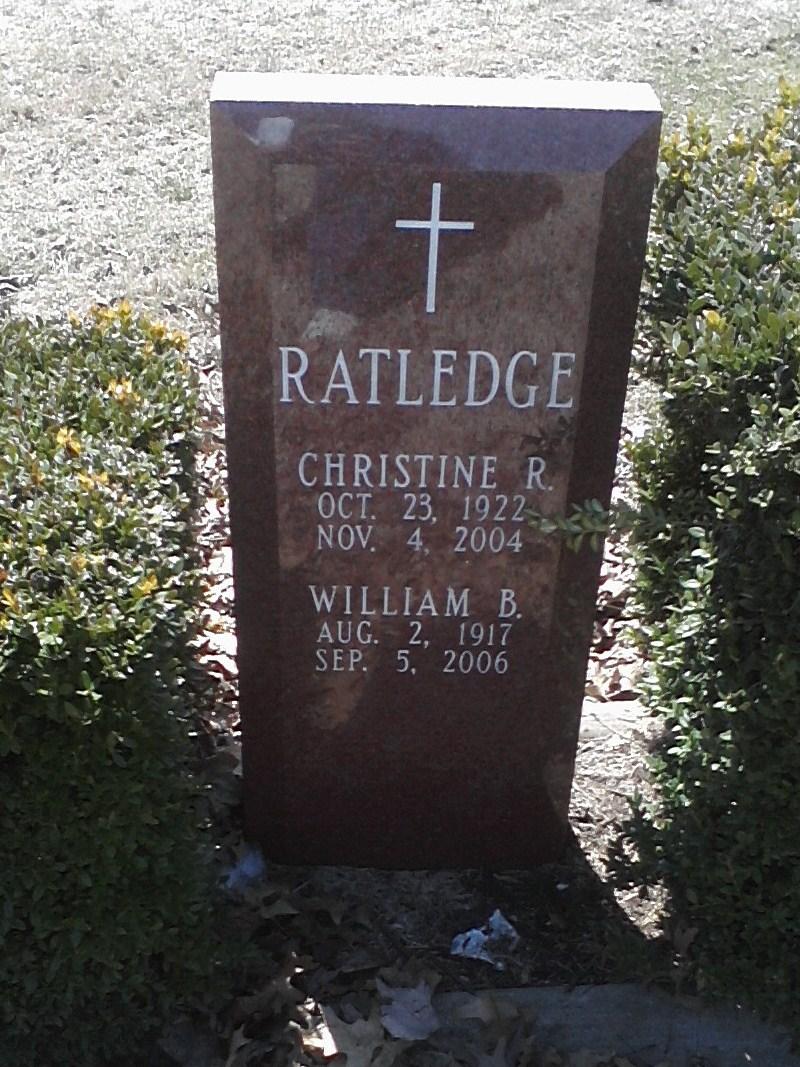 William Bennett Bill Ratledge