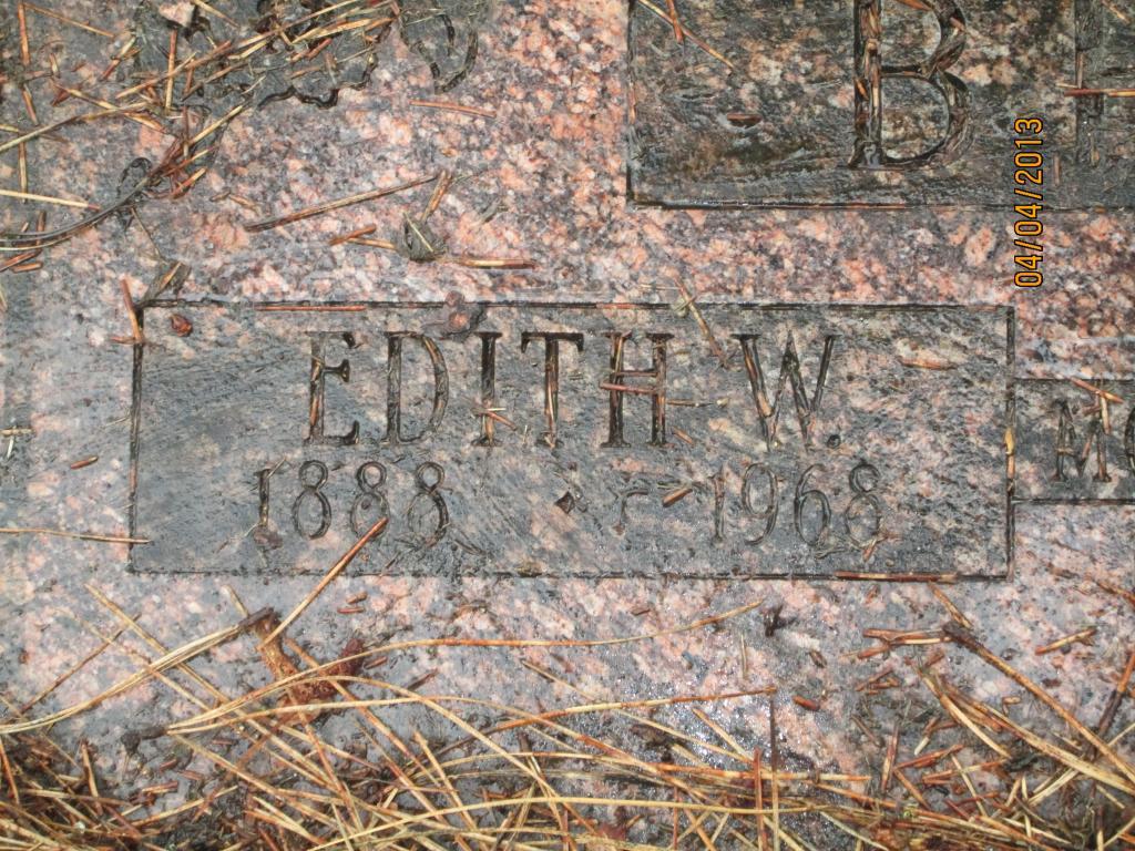 Edith <i>Wisdom</i> Beach