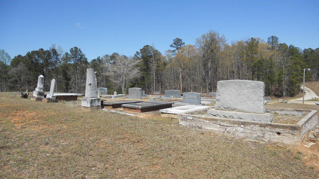 Mountain Springs Baptist Church Cemetery