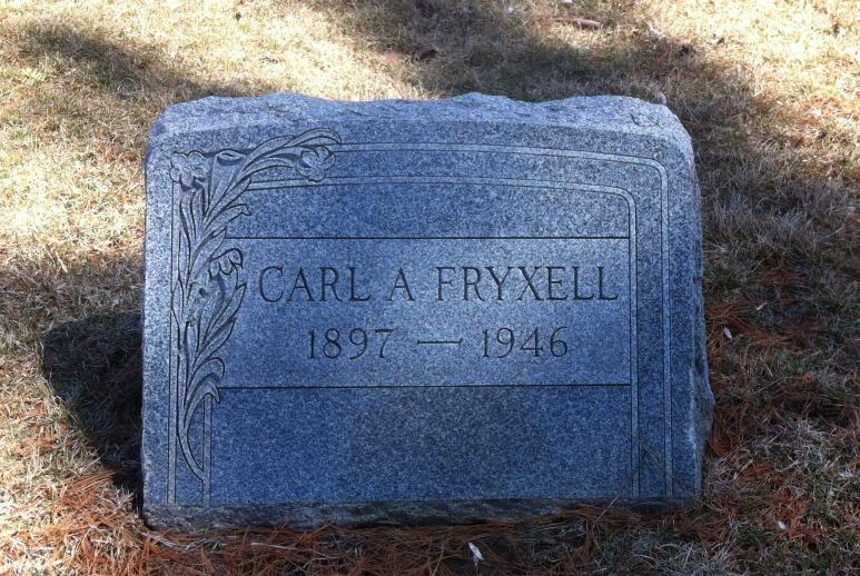 Carl Arvid Fryxell