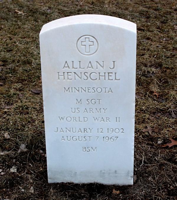Allan John Henschel