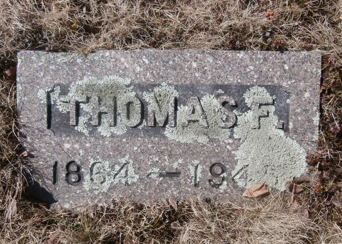 Thomas F Tom Kent