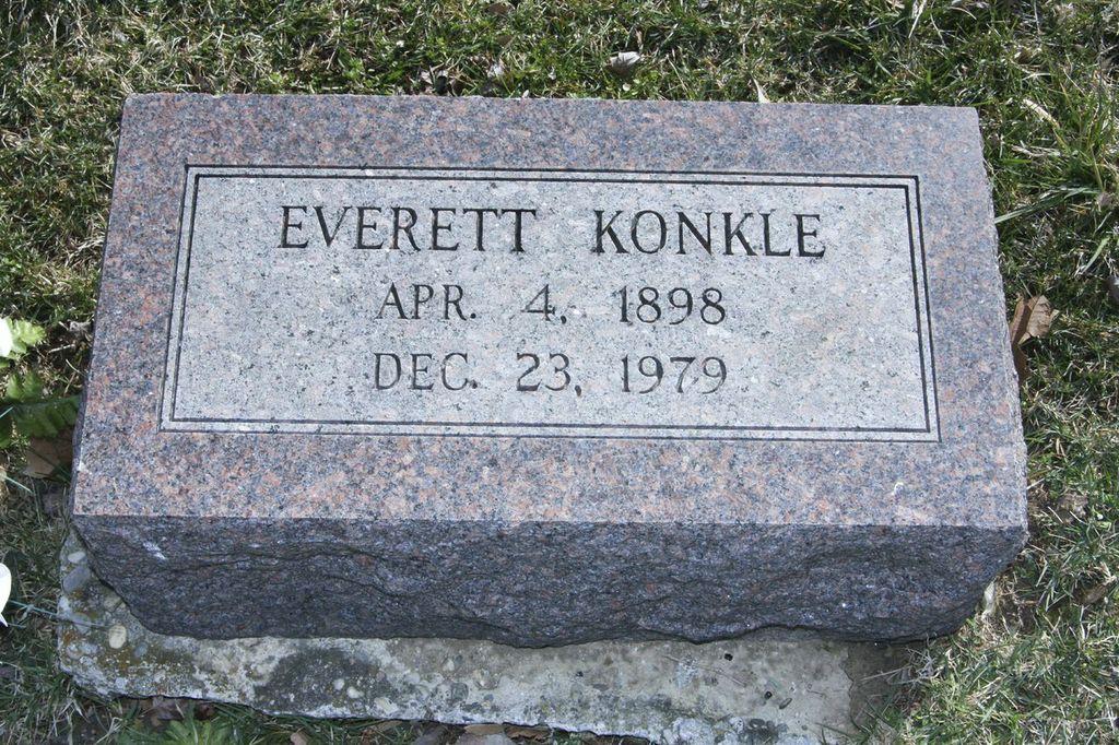 Everett Konkle