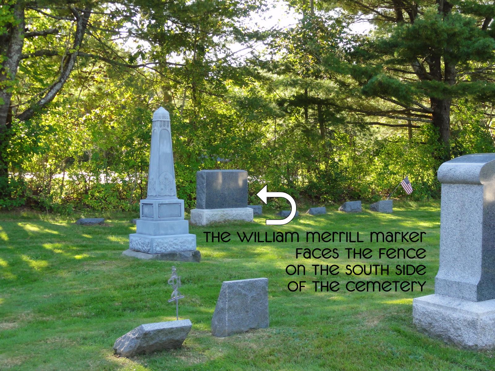 William Thurston Merrill