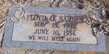 Floyd Overman Barnes