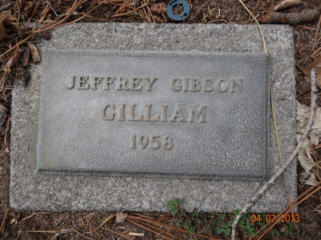 Jeffrey Gibson Gilliam