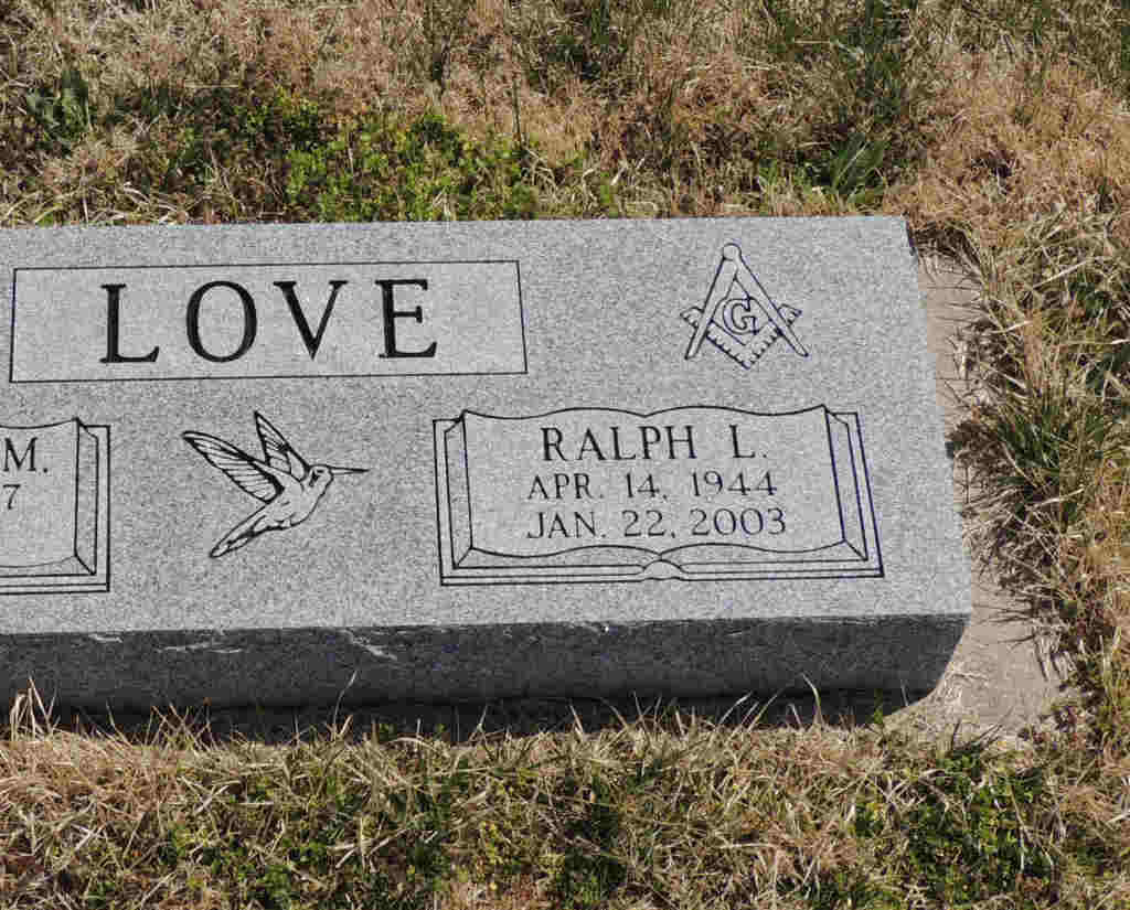 Ralph Leon Love