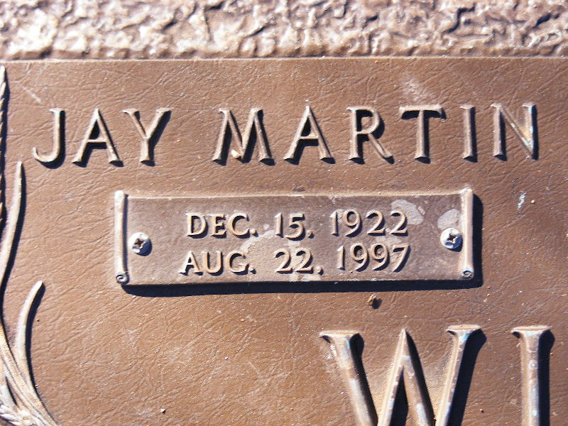 Jay Martin Witbeck