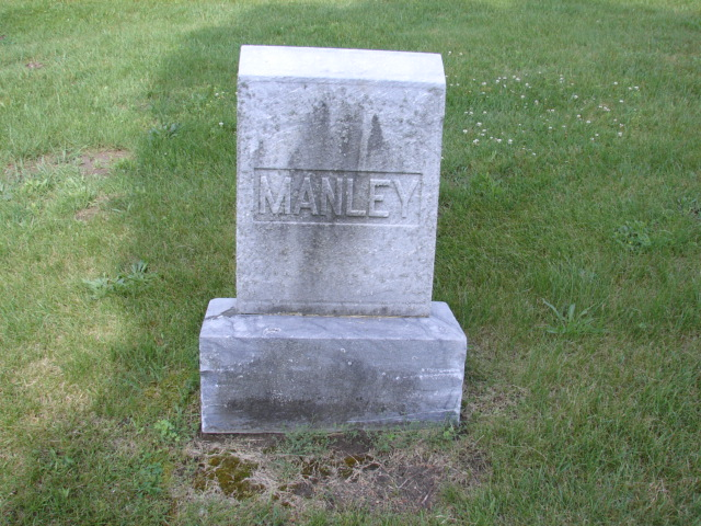 Bessie May Manley